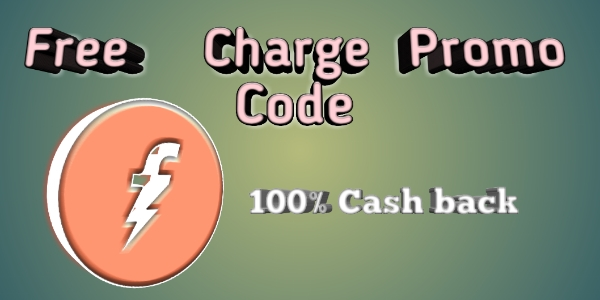 Free Charge Promocode