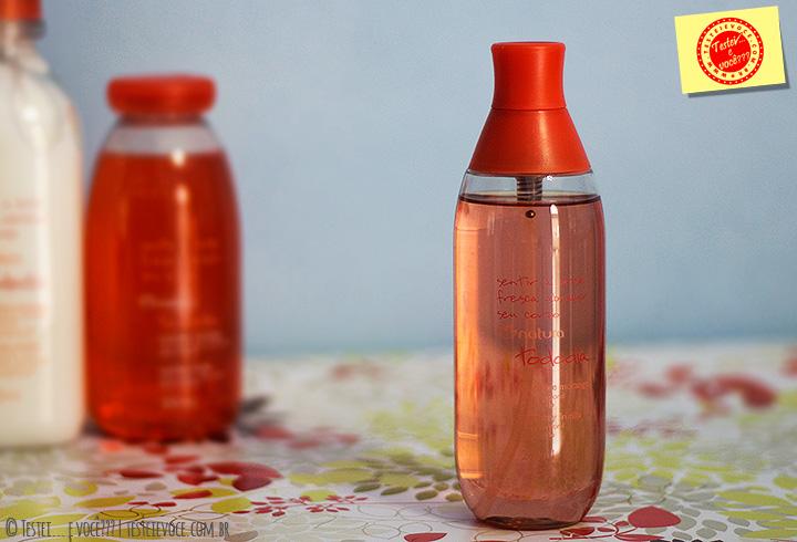 Spray Corporal Acerola e Morango – Natura
