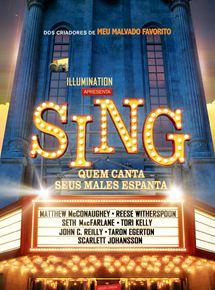 Sing – Quem Canta Seus Males Espanta Dublado Online