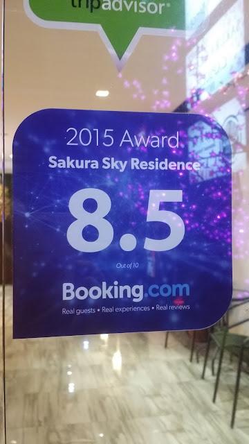 泰國   HK0有找!曼谷平住日式酒店 Sakura Sky Residence   尼克。流浪看