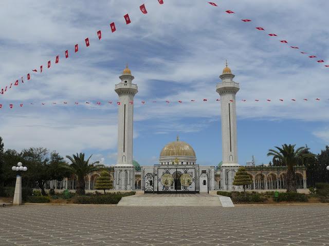 mausoleo de habib bouguiba