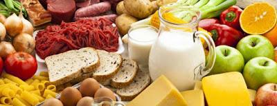 Alimentos y biologia de los organismos