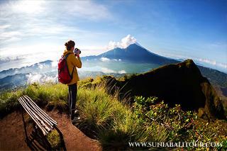 Bali Mount Batur Sunrise Trekking Tour | Sunia Bali Tour
