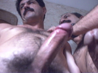 Hung gay male