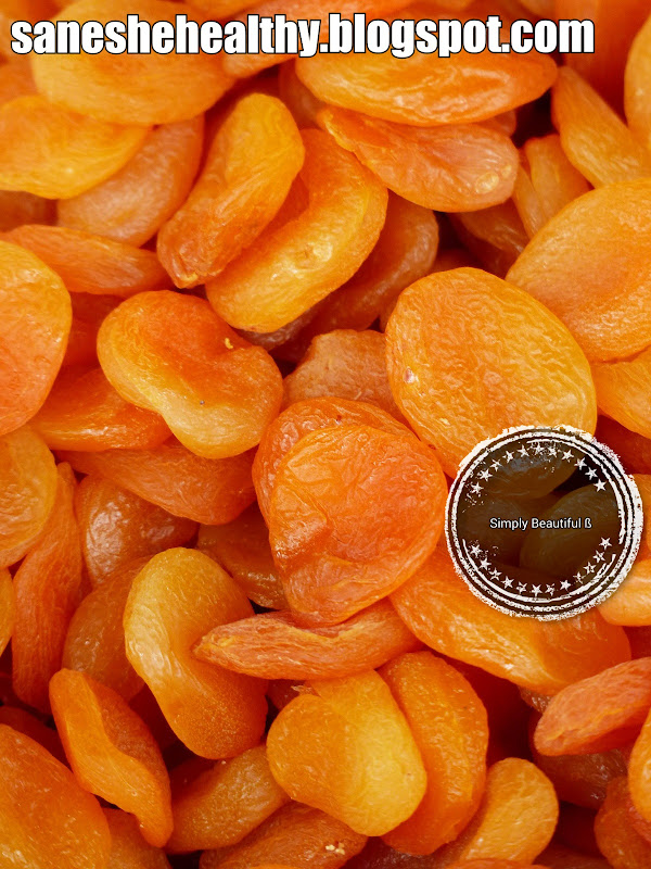 Health Benefits Of Dried Apricot.