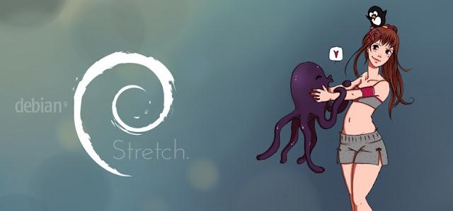 Como fazer upgrade do Debian 8 Jessie para o Debian 9 Stretch!