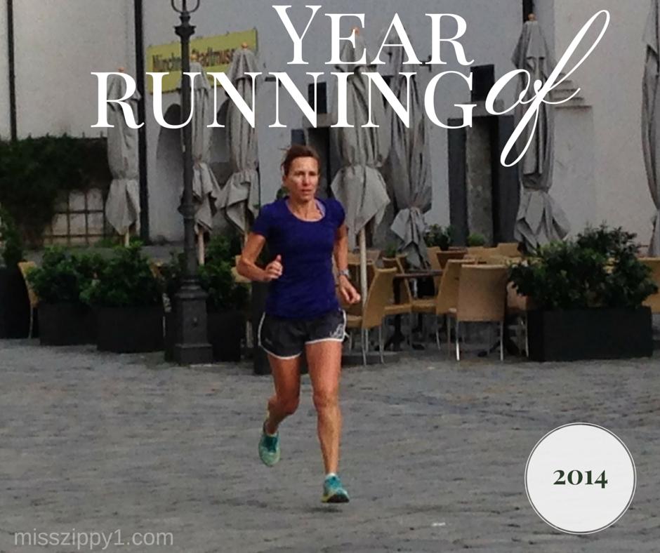 Year of Running 2014