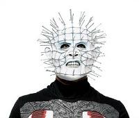 Pinhead Hellraiser Mask