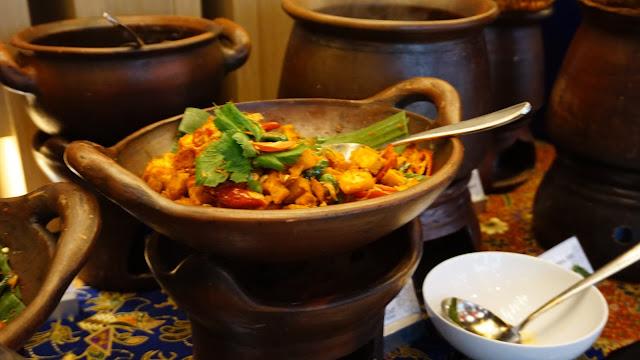 Catappa Restaurant -  Grand Mercure Hotel Kemayoran