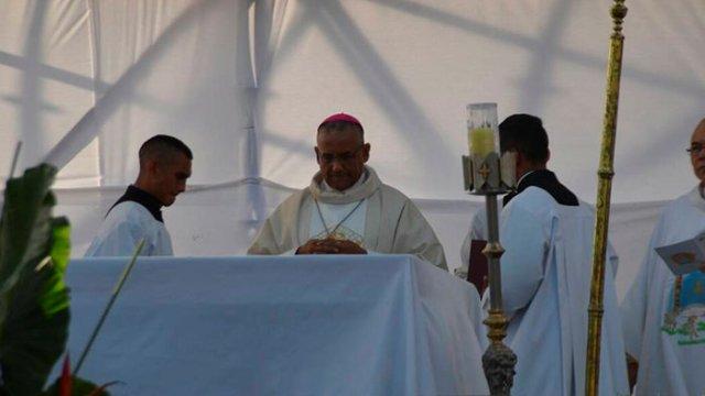 Monseñor Basabe: Si alguien tiene que irse es el responsable de la corrupción #DP2018