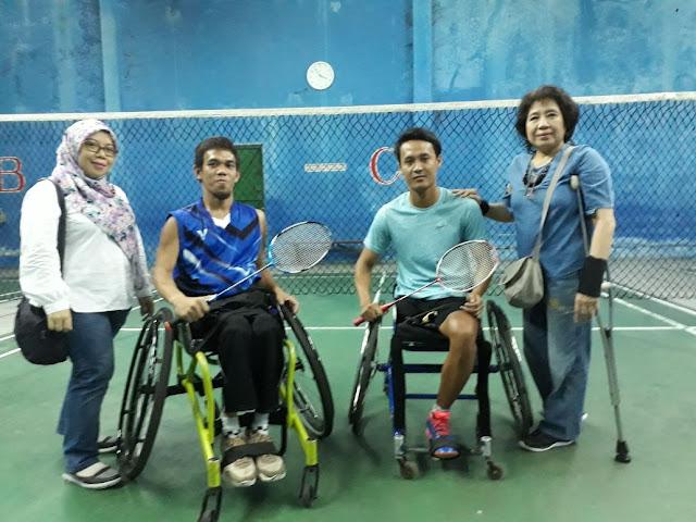 Disabilitas Binaan Panti DKI Wakili Indonesia di Kejuaraaan Internasional