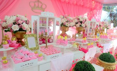 Resultado de imagem para festa infantil princesa aurora
