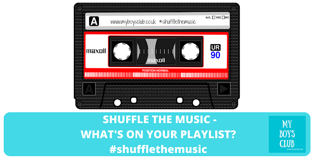 what's on your playlist? #shufflethemusic