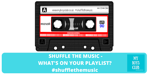 Shuffle Your Music - what's on your playlist? #shufflethemusic