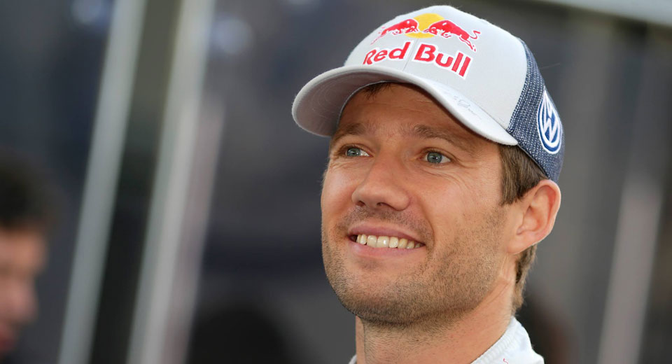 Sebastien Ogier World rally champion to drive a Ford in 2017