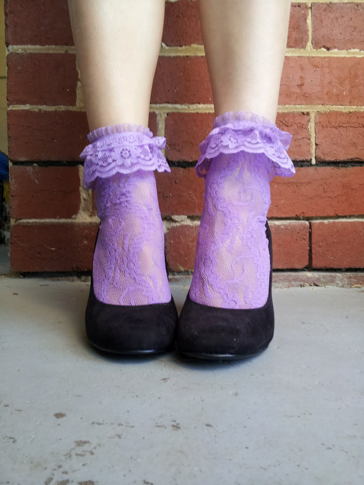 Patent An Idea >> Miss Claire's Sewing Blog: Socks & shoes