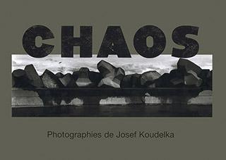 Couverture du livre Chaos du photographe Josef Koudelka