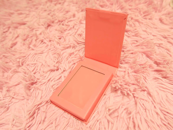 Review - Blush Candy Floss Primark