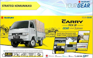 Carry Pick Up Futura 2017 - Richie 081233080838