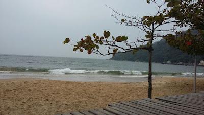 Praia de Laranjeiras - Balneário Camboriú - SC