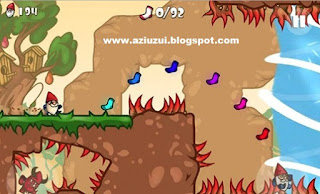 Geki Yaba Pelari Android Game
