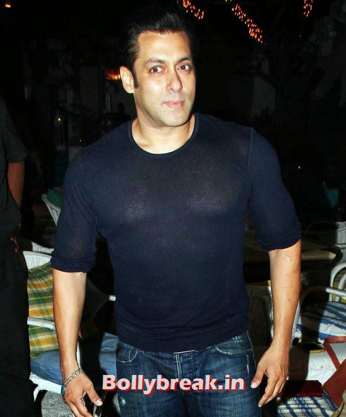 Salman Khan, Heropanti Success Party