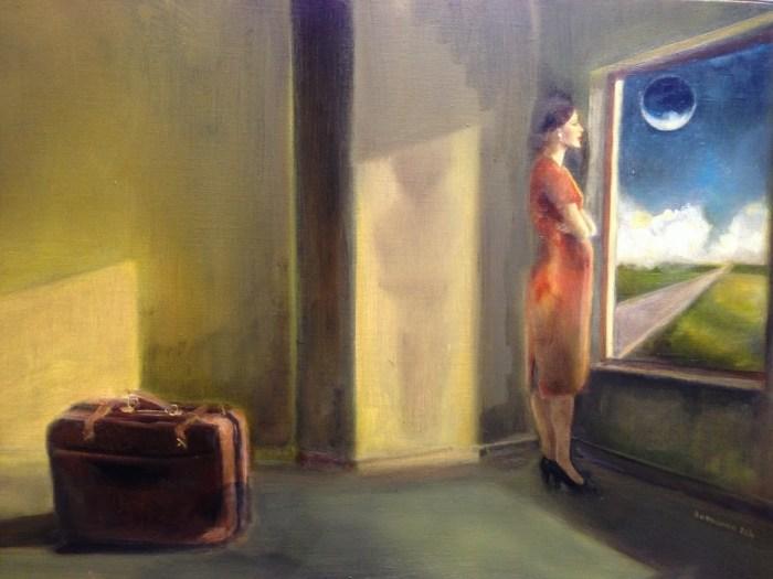 Путешествие во времени. Lisbeth Buonanno