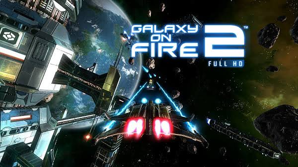 Galaxy on Fire 2™ HD V2.0.16 Apk Mod+Data [Dinheiro Infinito]