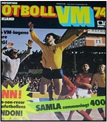 Copertina Album Monaco 74 versione svedese