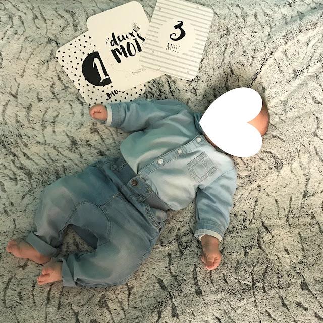 carte étape naissance bébé faire-part créatif et globeshoppeuse