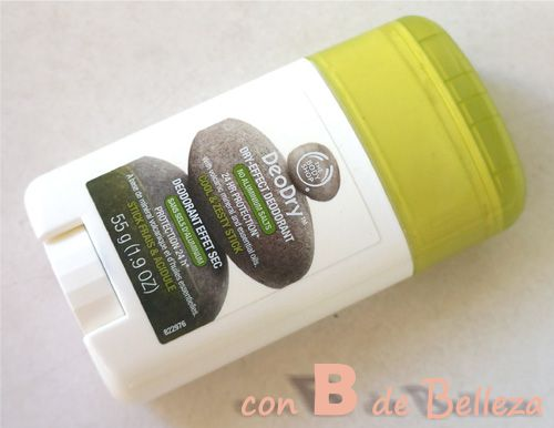 Deodry de The body shop