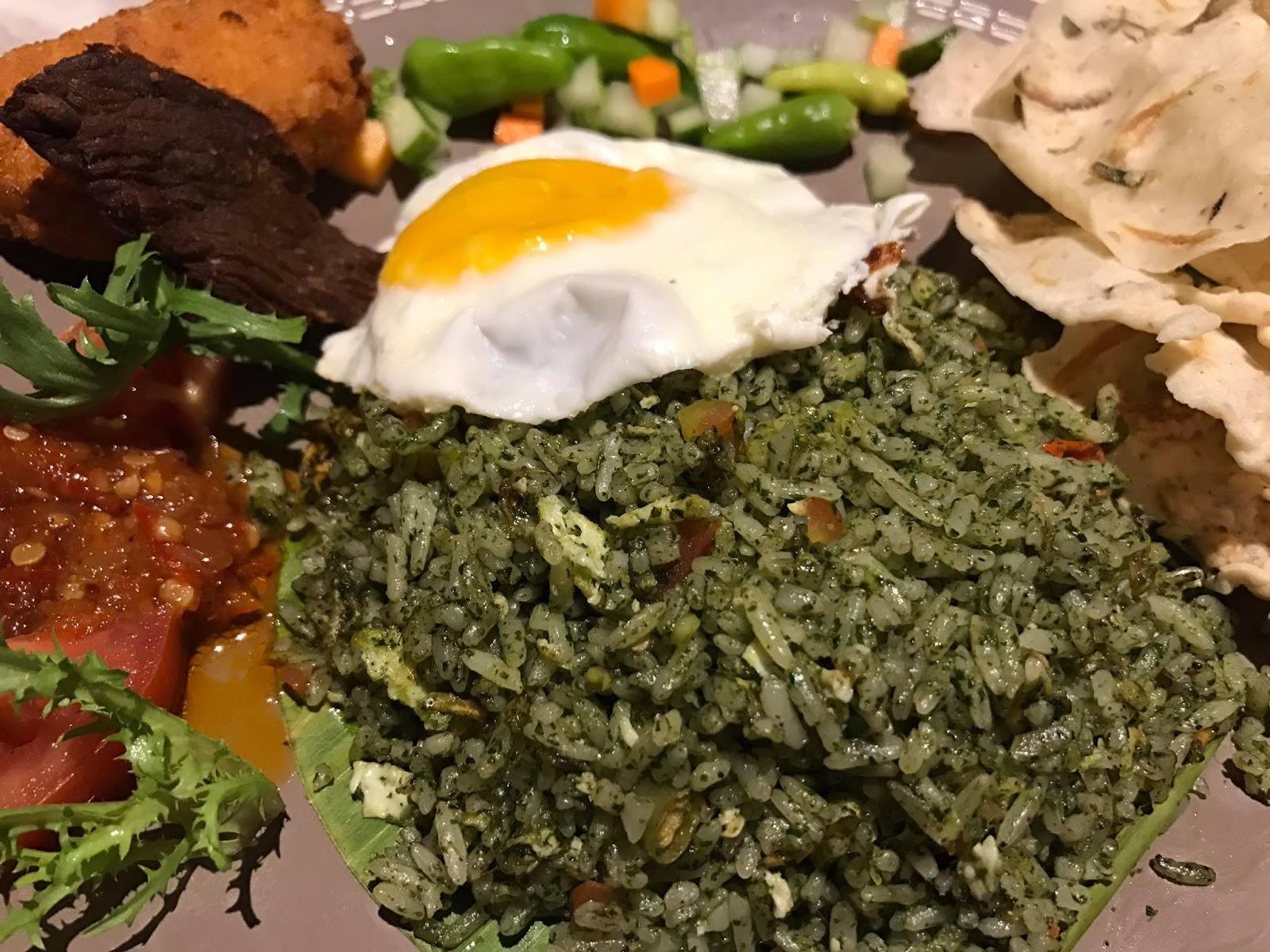 Izan S Recipes Nasi Goreng Kemangi Teri Medan