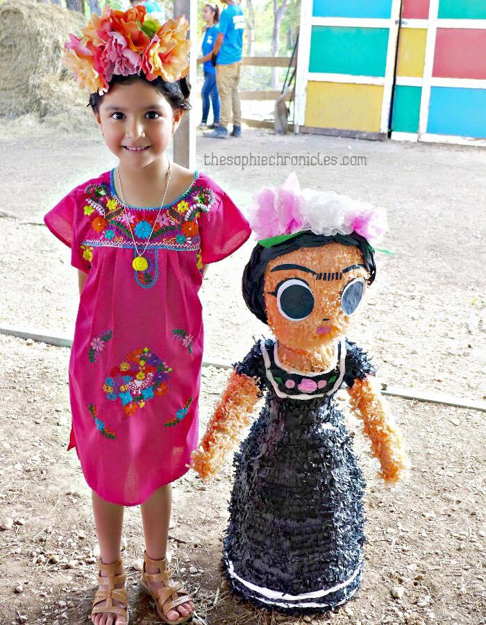 Decora tu fiesta al estilo frida kahlo artes davinci - Estilo frida kahlo ...