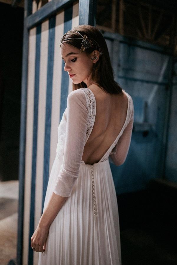 Vestido de novia de José María Peiró