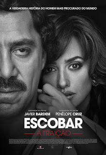 Review – Escobar: A Traição
