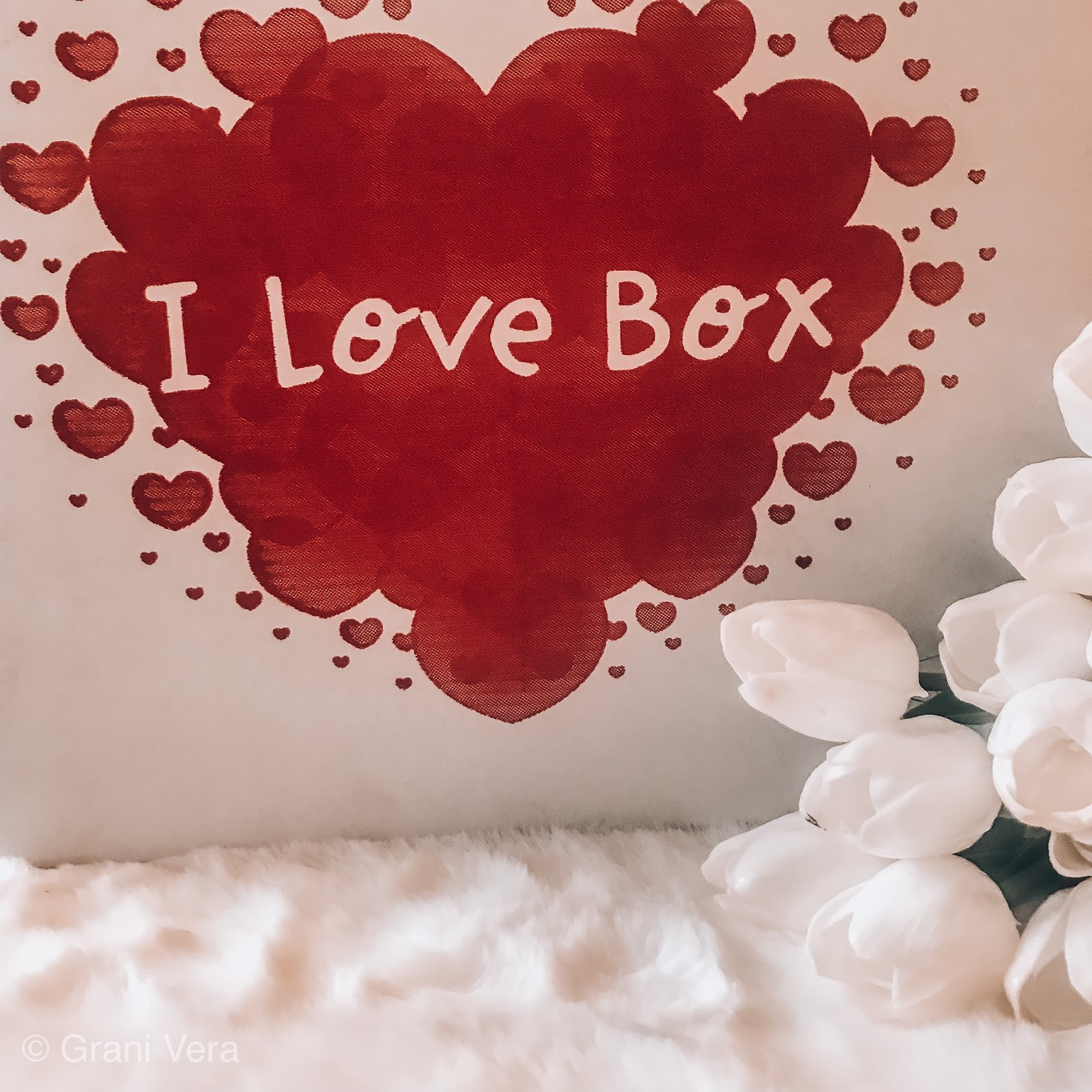 Zawartość I LOVE BOX MARZEC 2019