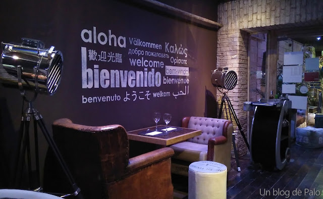 Restaurante Mezklum: cenar con oferta en Madrid
