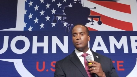 EXCLUSIVE: Michigan Reporter Caught On Tape Saying 'F**k Could You Imagine John James Winning'