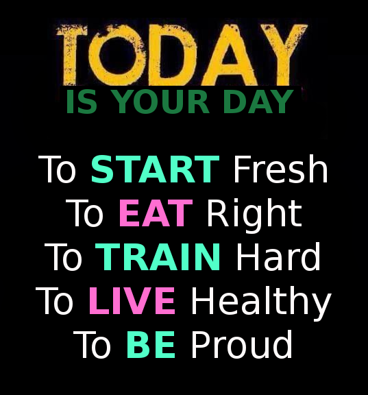 Inspirational Day Quotes: Weight Loss Motivation (Part2)