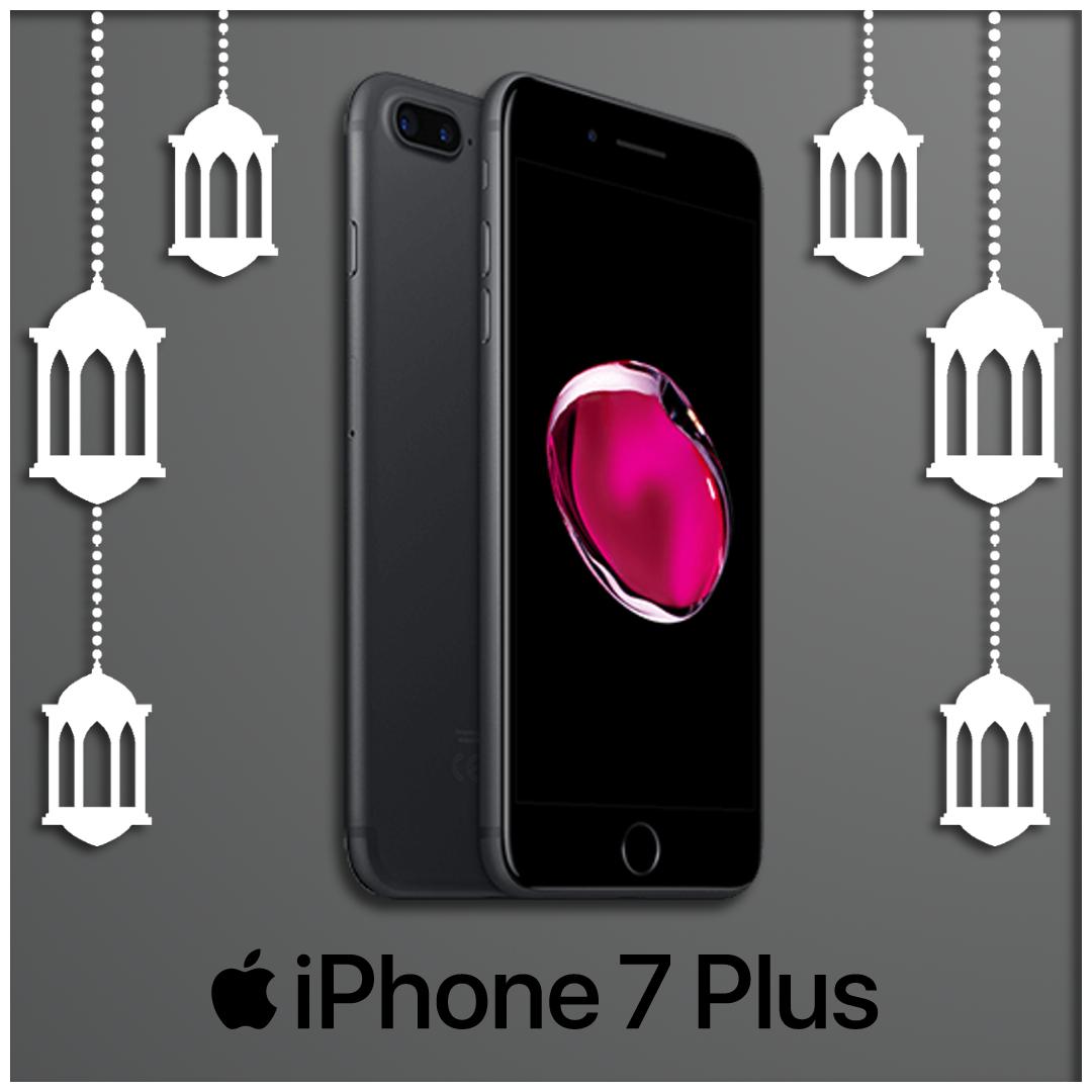 kredit iphone 7 plus 32gb 128gb 256gb red, jet black, mate, rose, gold, silver & grey tanpa kartu kredit di jakarta