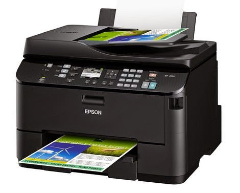 Epson WorkForce Pro WP4530 Driver Download