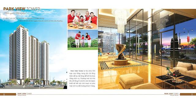 Chung cư Đồng Phát Park View Tower Hoàng Mai