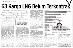 63 LNG Cargo Uncontracted