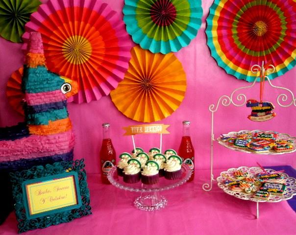 FunFavors Events: Fiesta!!