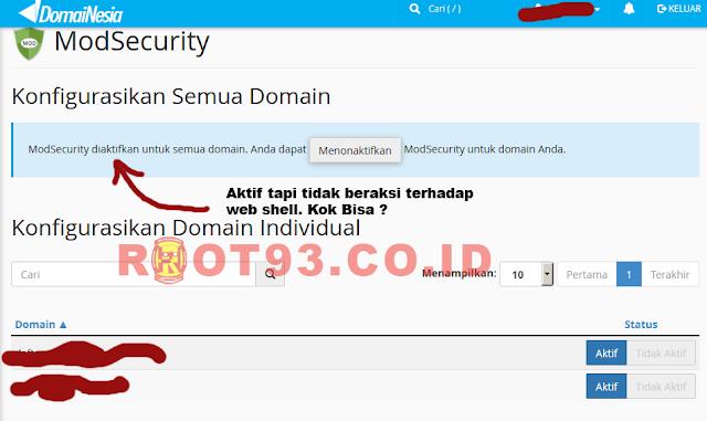 Mod Security Aktif Tapi Tidak Bereaksi Terhadap Backdoor