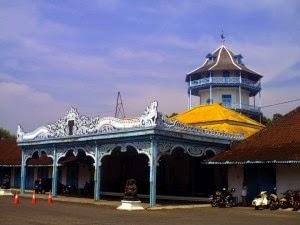 Keraton Kasunanan Surakarta