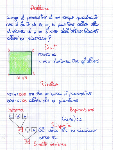 didattica matematica scuola primaria: Problemi sul ...