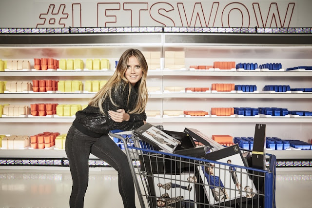 Supermodel Heidi Klum teams up with Lidl on new fashion brand