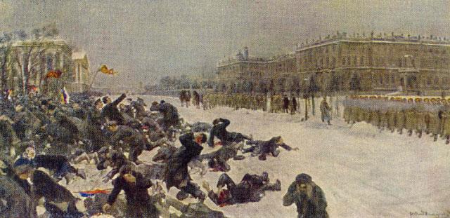 Resultado de imagen de revolucion rusa de 1905