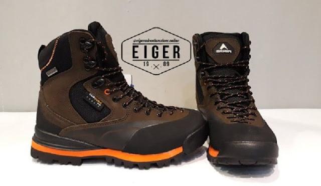 Spesifikasi dan Harga Sepatu Eiger Python